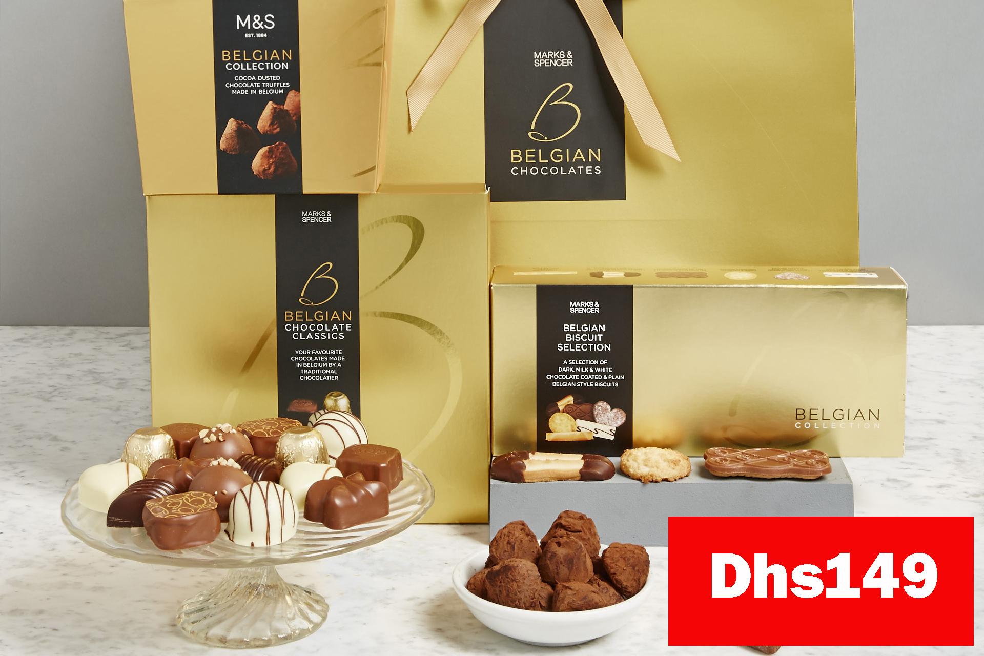 Marks & Spencer reveals Dubai Christmas