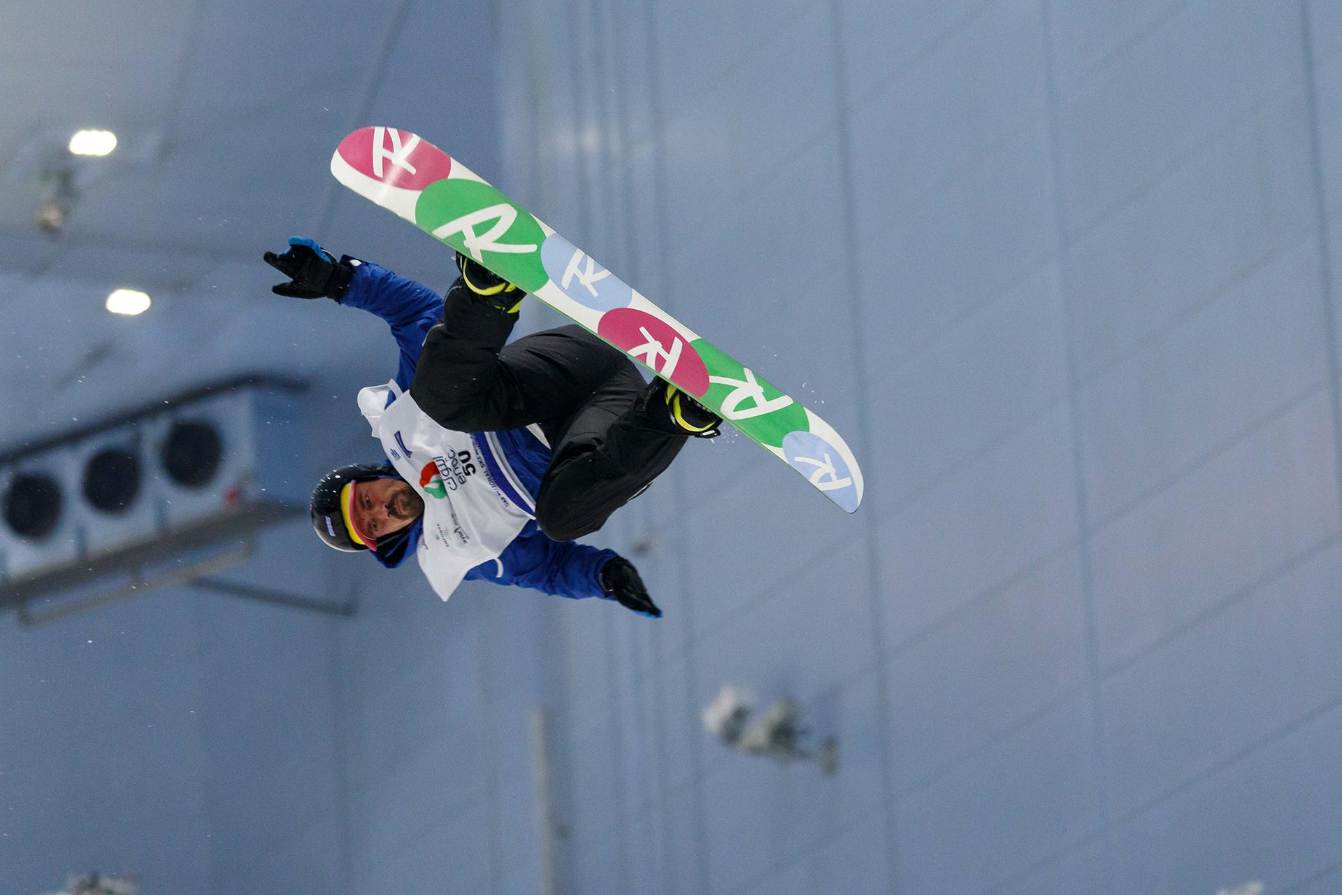 UAE National Ski and Snowboard Championships are back in Dubai