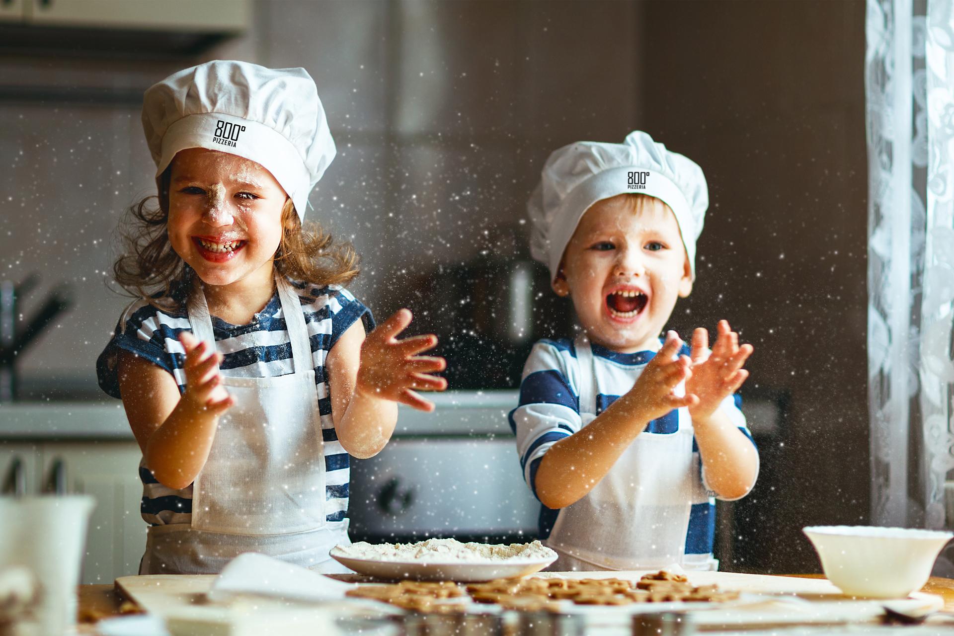 Dubai's 800 Degrees launches kids' pizza making classes
