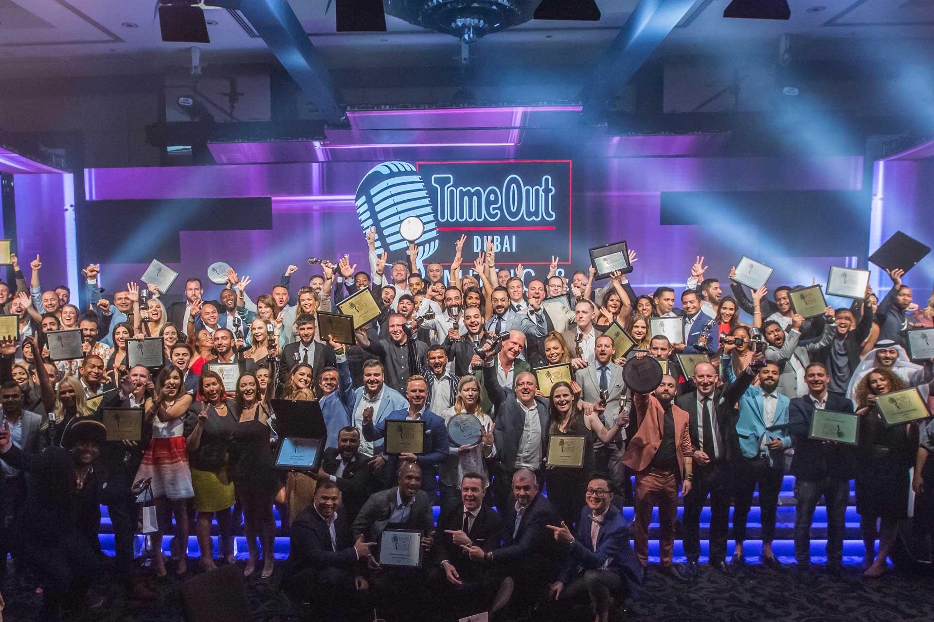 Time Out Dubai Music & Nightlife Awards 2019: Winners and Highly Commended  | Music & Nightlife Awards 2020 | Time Out Dubai