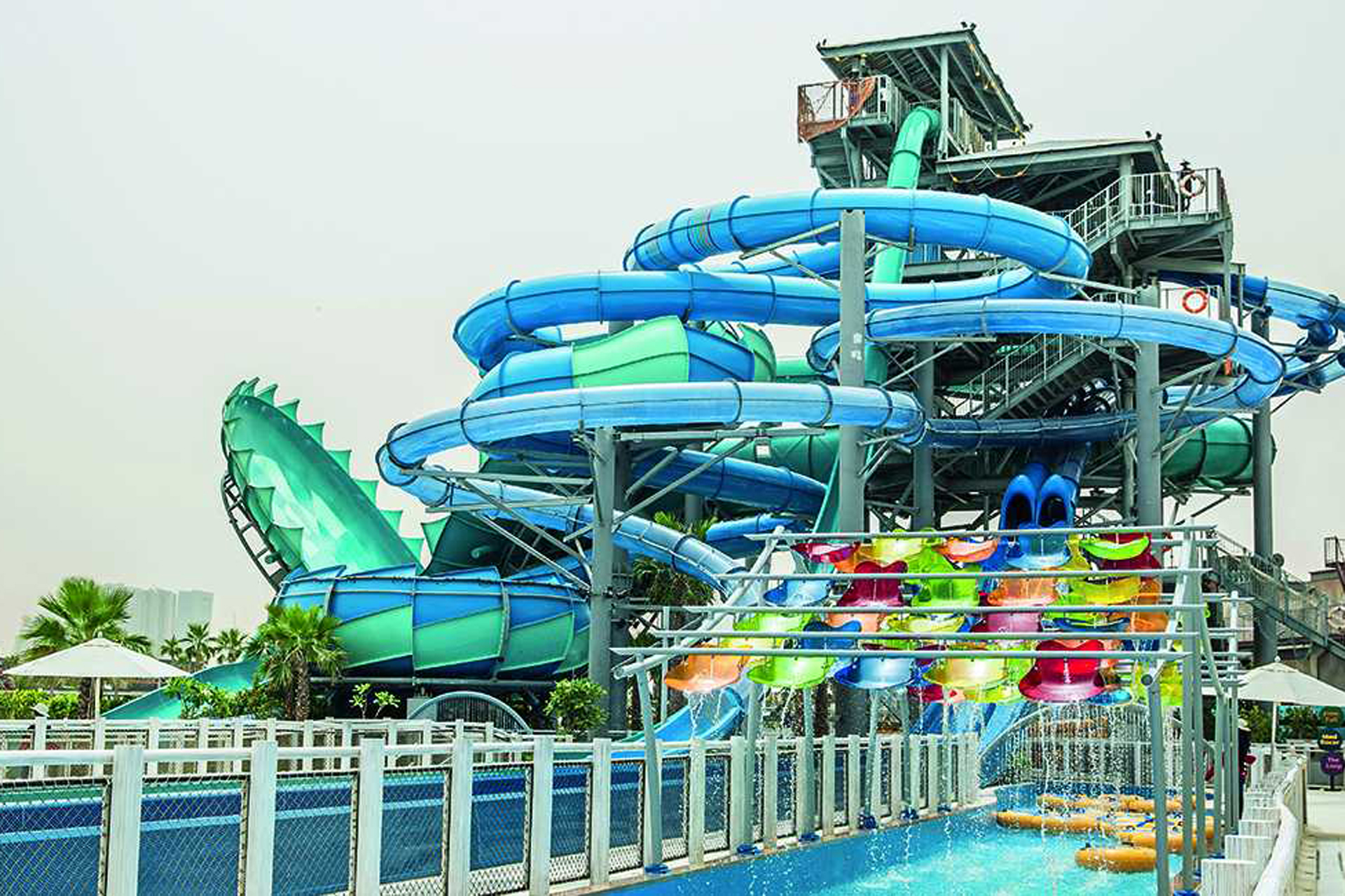Summer deal 2019: Dhs1 Laguna Waterpark entry for kids   Things To Do    Time Out Dubai