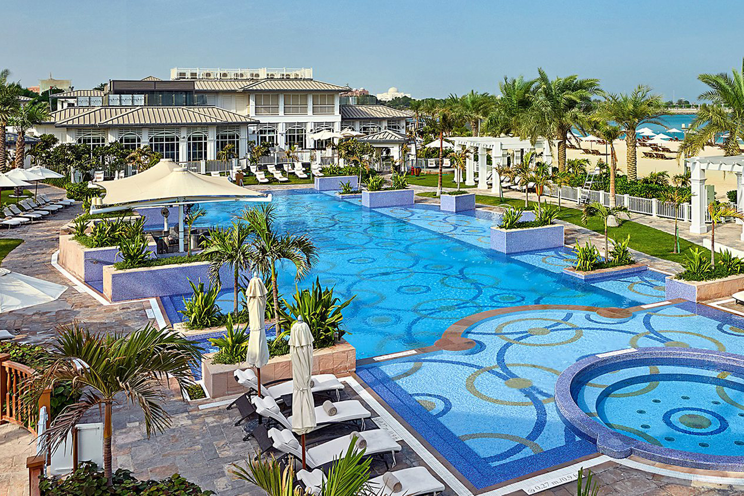 Chill out at Nation Riviera Beach Club | Things To Do | Time Out Dubai