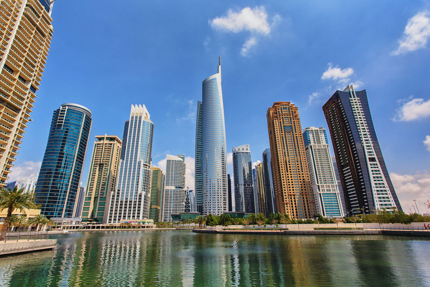 The essential guide to JLT | Things To Do | Time Out Dubai