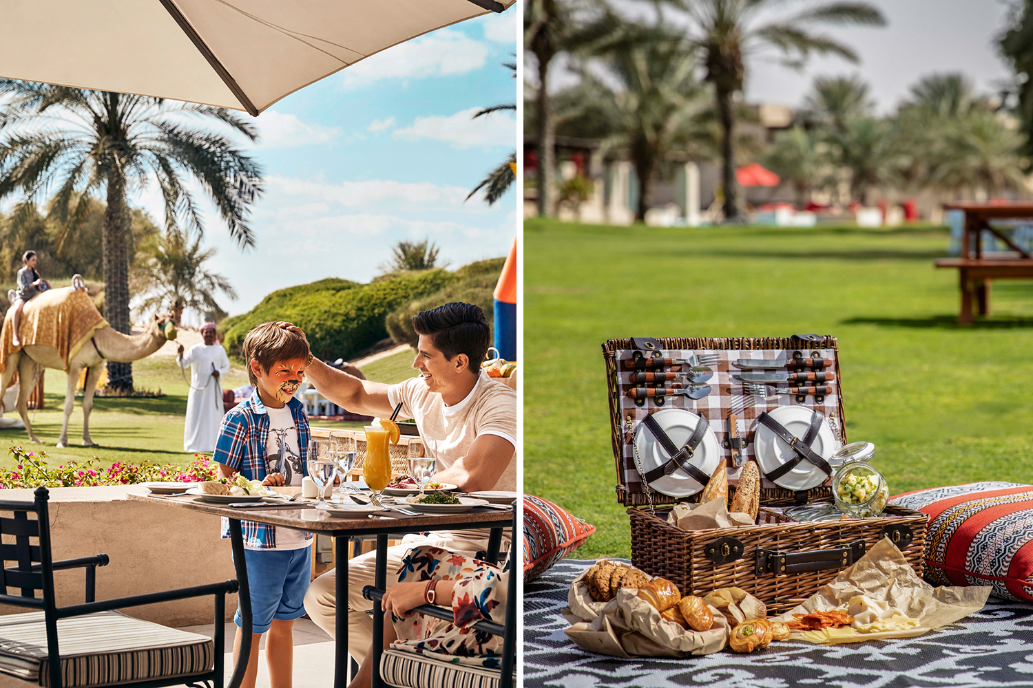 Bab Al Shams Desert Resort Spa Launches Two Very Family Friendly Brunches Kids Food Time Out Dubai