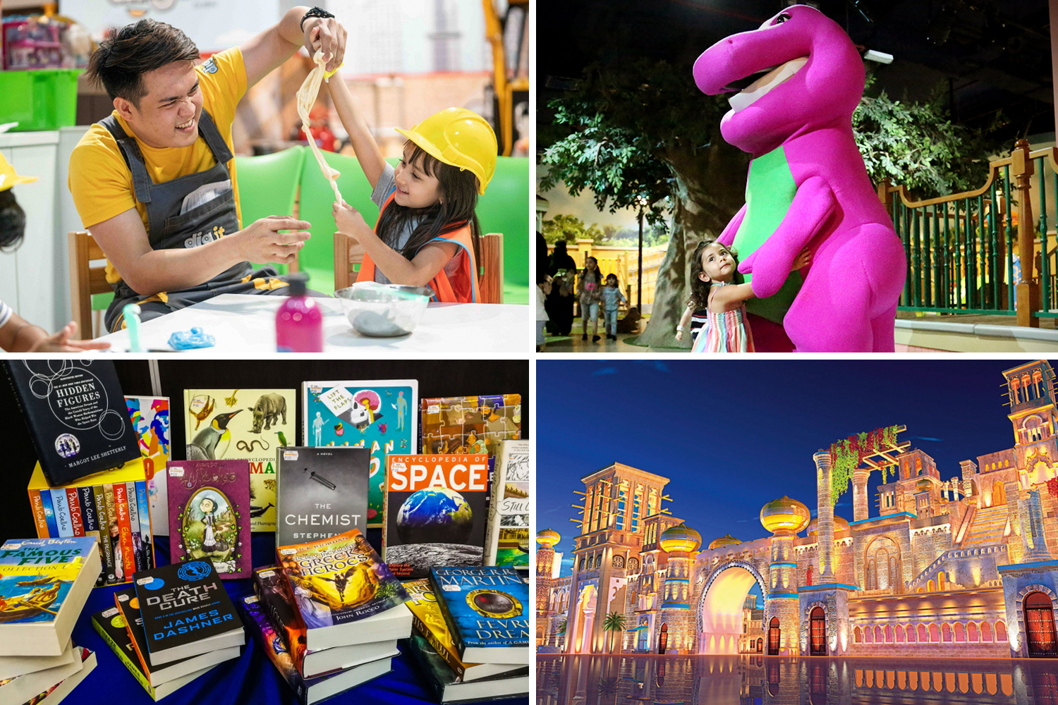 Things To Do In Dubai With Kids October 2019 Kids Activities