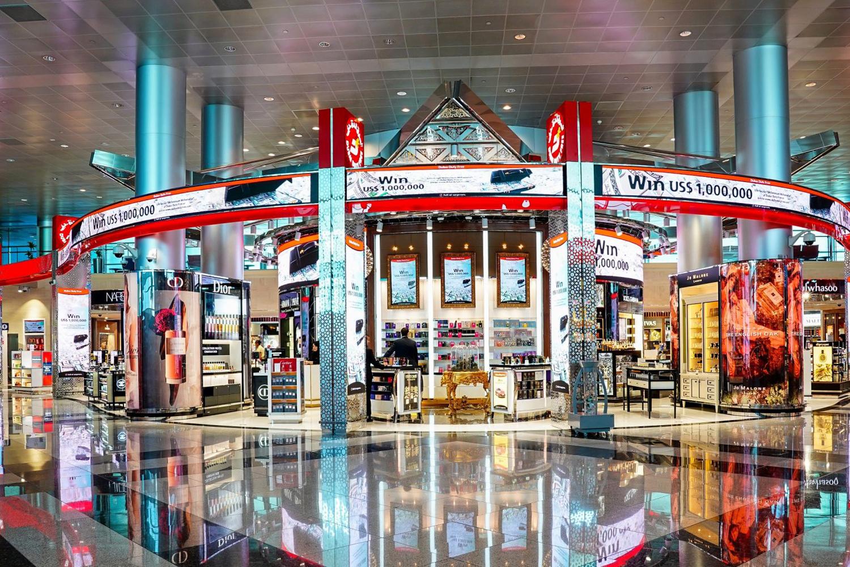 duty free shop dubai airport electronics prices