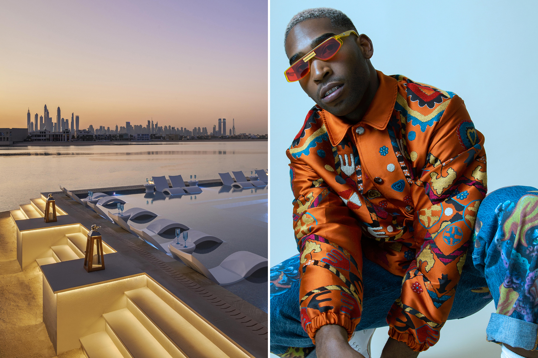 Tinie Tempah to kick off WHITE Beach Dubai's new brunch