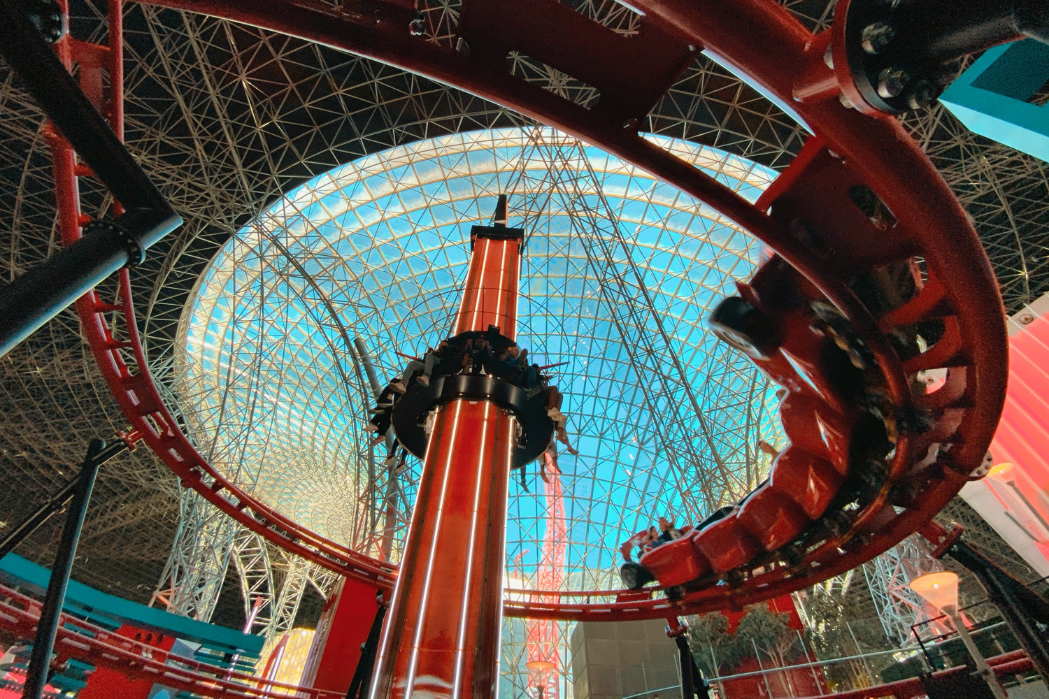 Ferrari World Abu Dhabi's Family Zone to open at the start of March