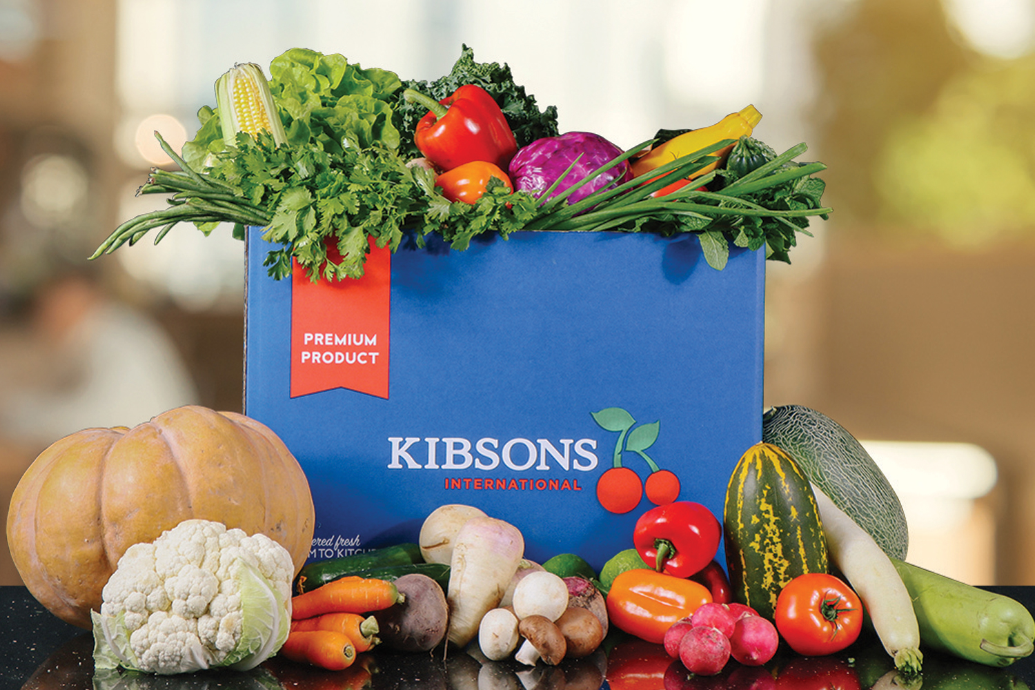 Kibsons has introduced three brand-new eco-friendly products