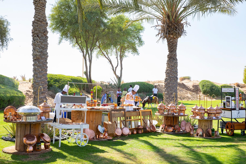 Bab Al Shams Brunch Brunch Time Out Dubai