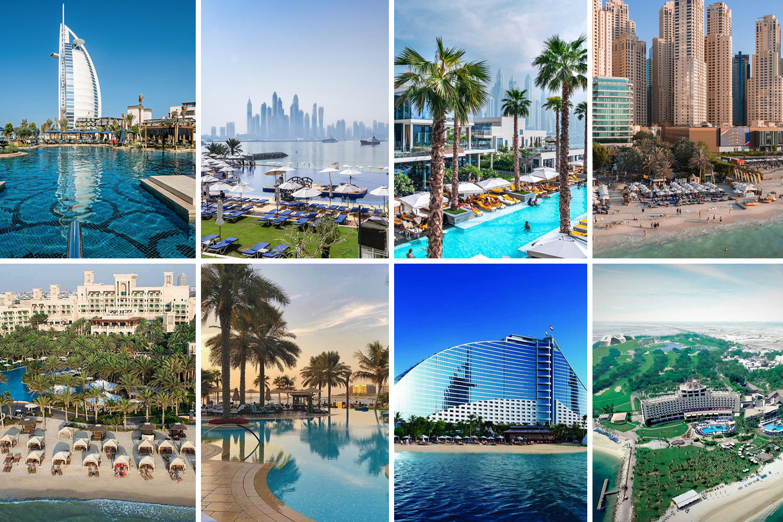Beautiful Beachfront Hotels In Dubai Hotels Time Out Dubai