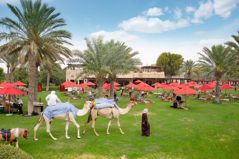 Dubai S Bab Al Shams Has Launched A Brand New Picnic Brunch Kids Restaurants Brunch Time Out Dubai