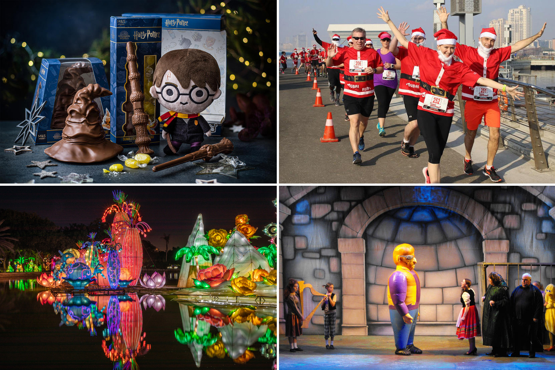 Christmas 2020 Festive Things To Do With The Family In Dubai Christmas Kids Christmas Time Out Dubai