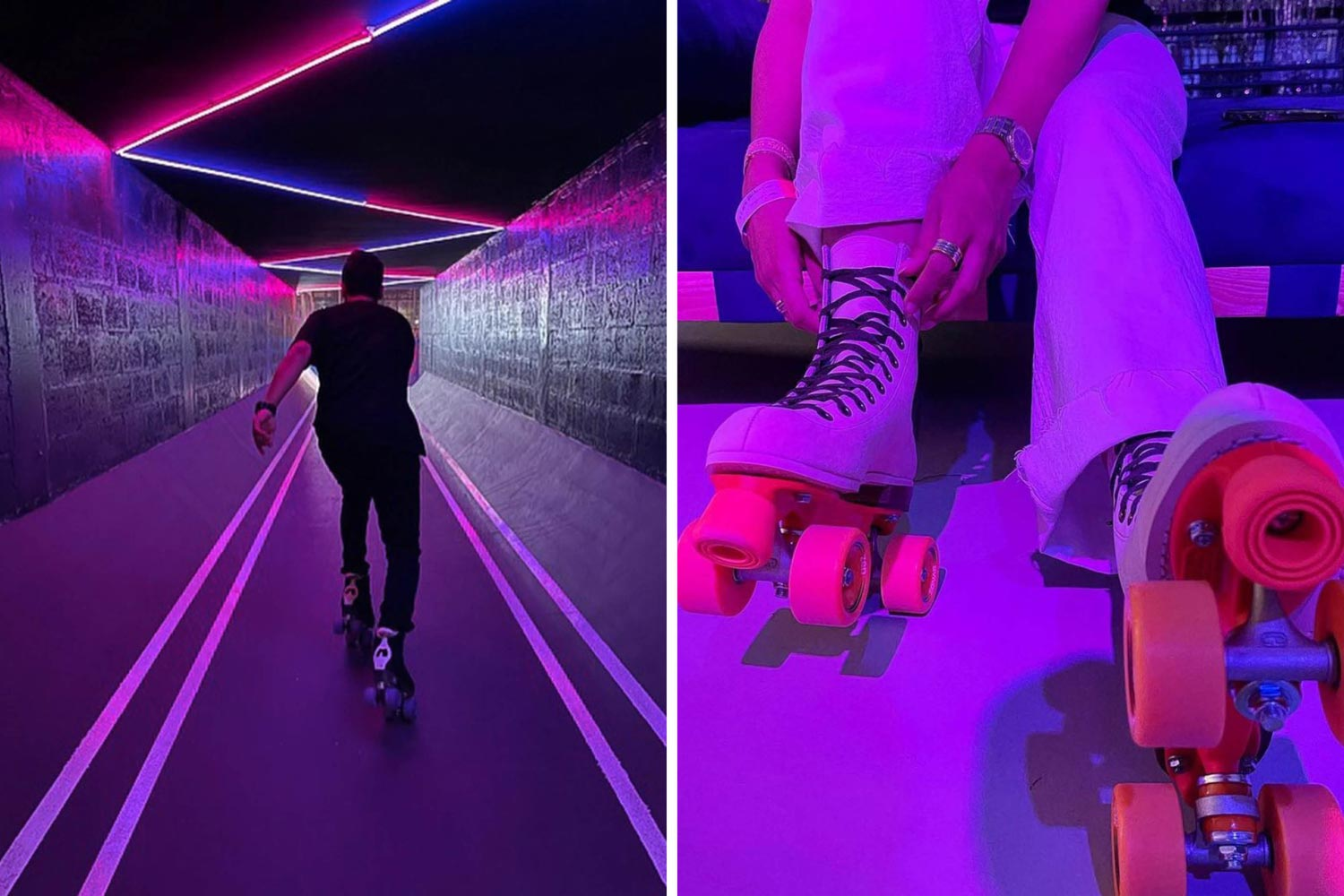 Rolldxb roller disco opens in Dubai | Sport, Music, Things To Do | Time Out  Dubai