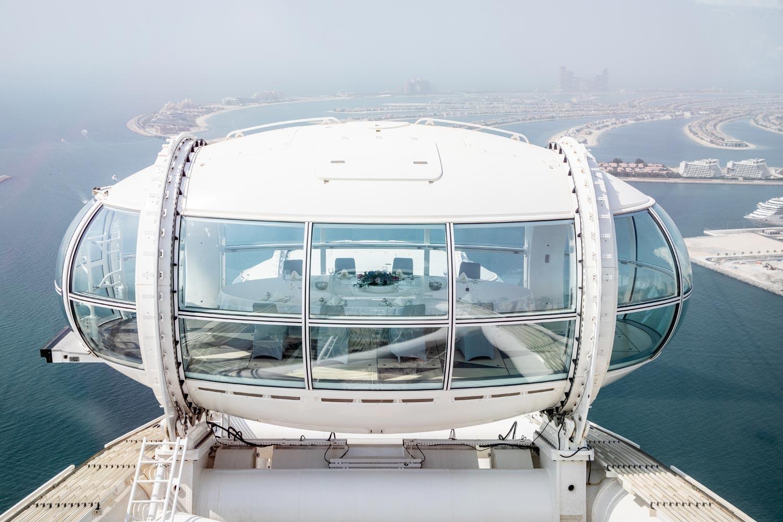 Ain Dubai observation wheel - Mala.ae