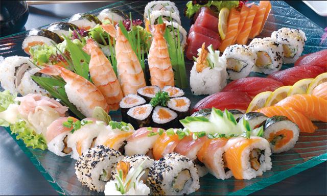 Healthy Japanese Food Restaurants Time Out Dubai