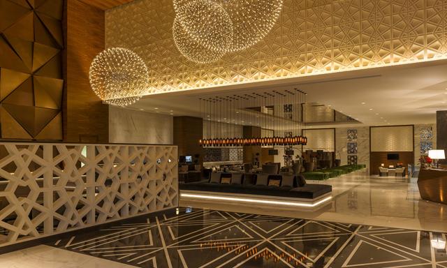 Selfie Worthy Dubai Hotel Lobbies Hotels Time Out Dubai