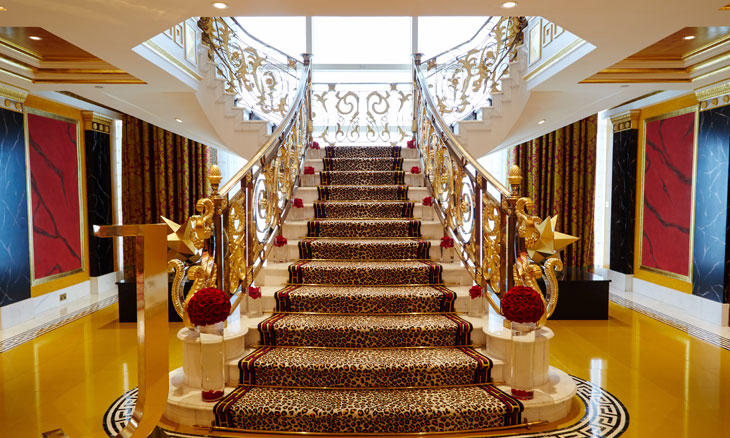 In Pictures Burj Al Arab Presidential Suite Things To Do Time Out Dubai