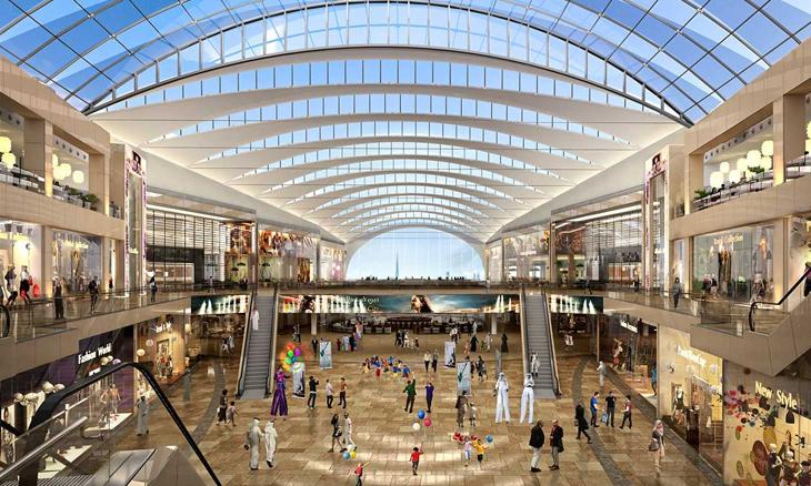 Dubai Festival City Mall   The Vacation Builder