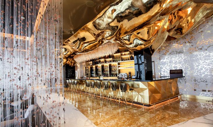Inside Burj Al Arab New Bar Gold On 27 Bars Nightlife Time Out Dubai