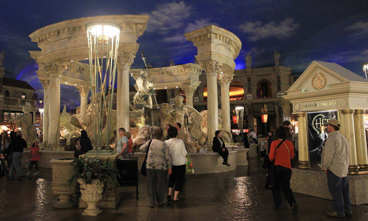 Luxury Las Vegas Hotel Caesars Palace Opening In Dubai Hotels Time Out Dubai