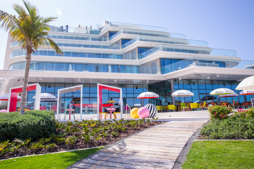 W Dubai The Palm Is Now Open Hotels Time Out Dubai