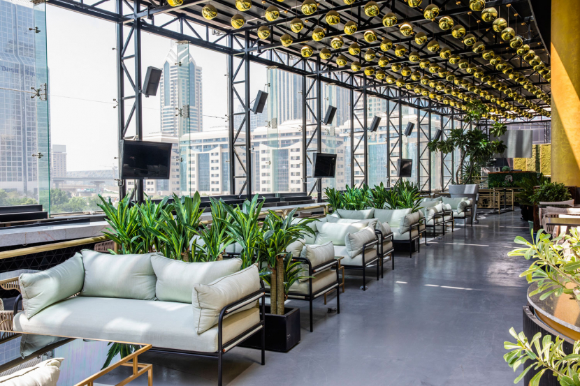 New Luxury Bar And Lounge To Open In Dubai S Difc Restaurants Bars Nightlife Time Out Dubai
