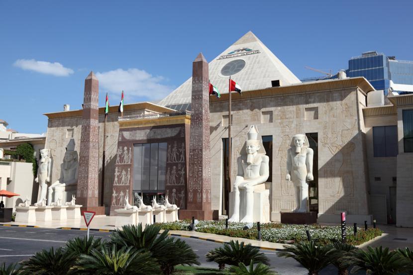 Wafi mall дубай продажа недвижимости в чехии прага