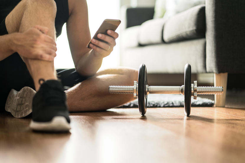 Nine home workouts: Fitness Apps, YouTube channels and websites to check  out | Sport, Time In | Time Out Dubai