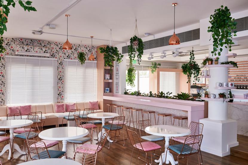 Best coffee shops in Dubai, Tania's Teahouse