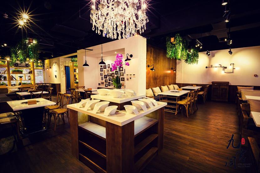 Nine Squares, best Chinese restaurants in Dubai