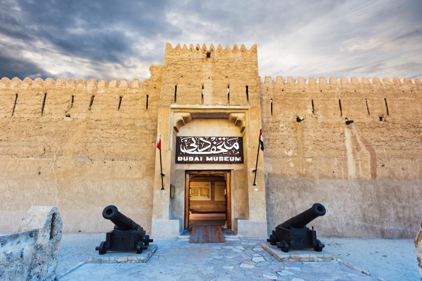 Al Fahadi Historical District, Bur Dubai
