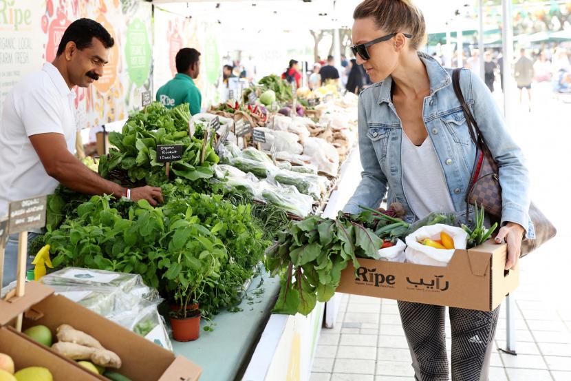 Ripe Outdoor Market at Dubai Police Academy Park