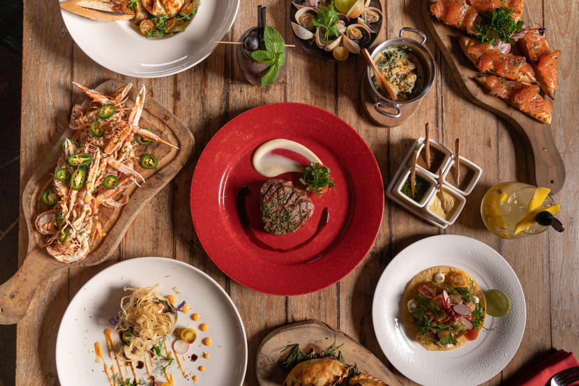 Asado, best Latin American restaurants in Dubai