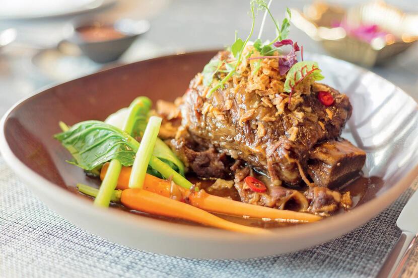 Benjarong, best Thai restaurants in Dubai