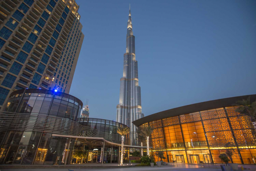 Burj Khalifa - Dubai things to do