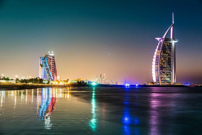 Burj Al Arab - Dubai things to do