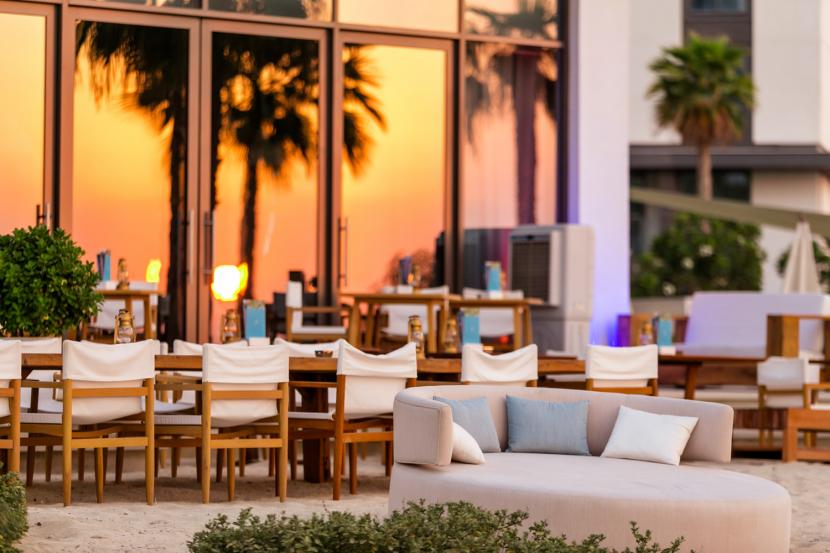 Best outdoor restaurants in dubai