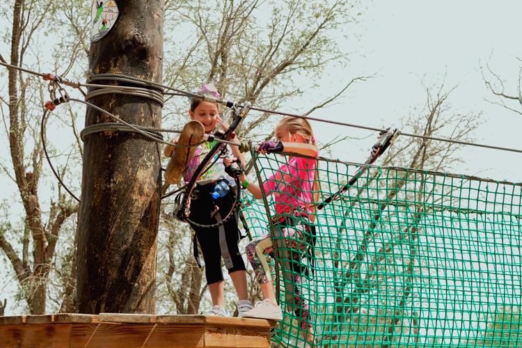 Dubai's top children's activities, Aventura Parks
