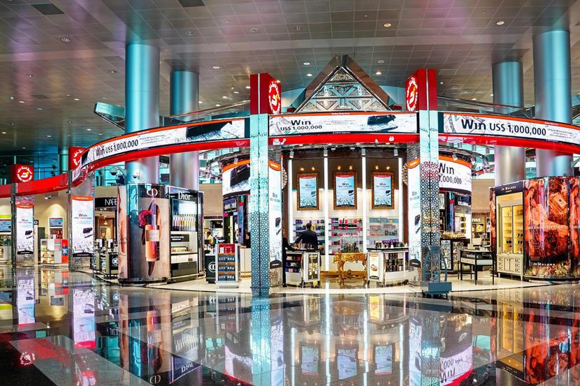 Dubai Duty Free – Dubai Airport, Concourse A