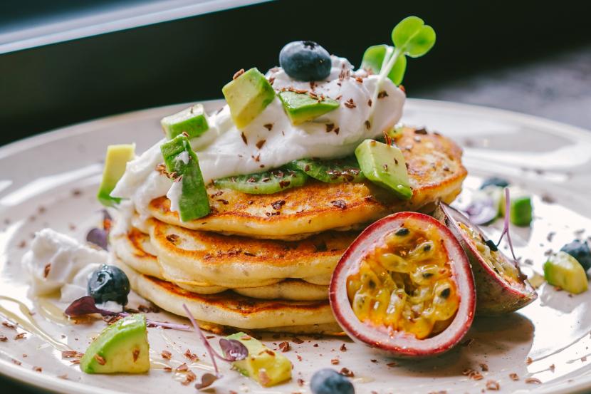 Healthy restaurants in Dubai, Amongst Few