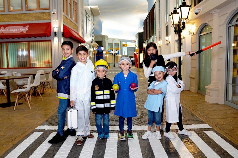 Dubai's top children's activities, KidZania