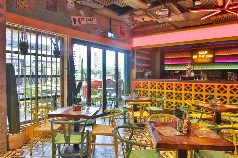 El Chapo's Tacos, best Latin American restaurants in Dubai