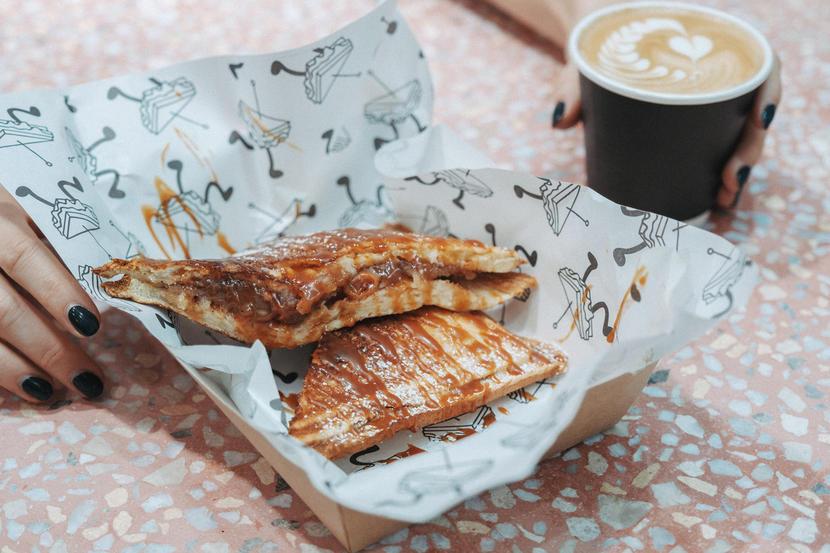 Best coffee shops in Dubai, Boston Lane