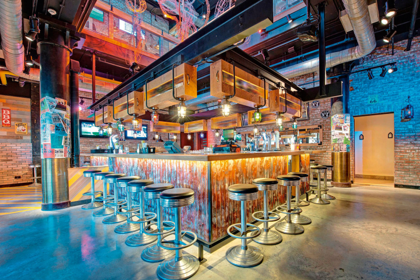 best bar food in dubai