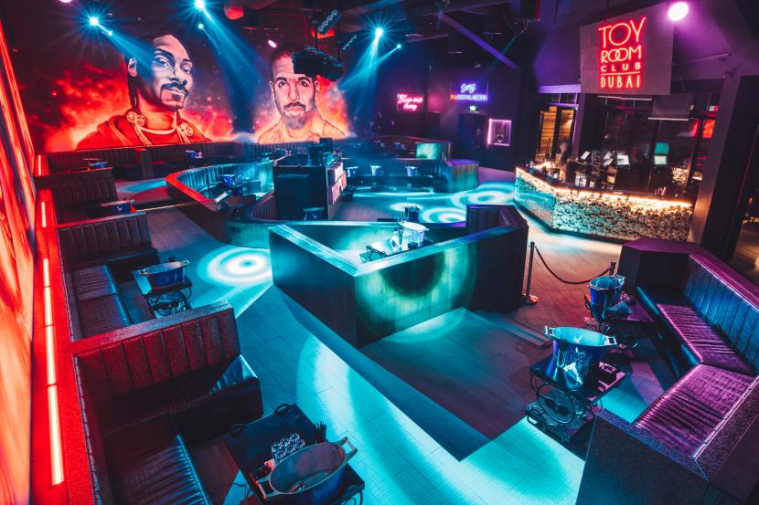 Best nightclubs in Dubai
