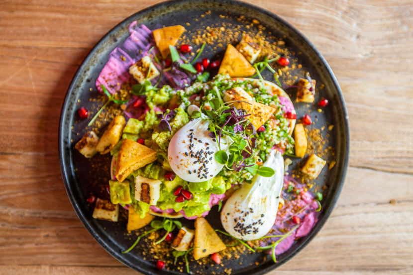 Healthy restaurants in Dubai, Stomping Grounds