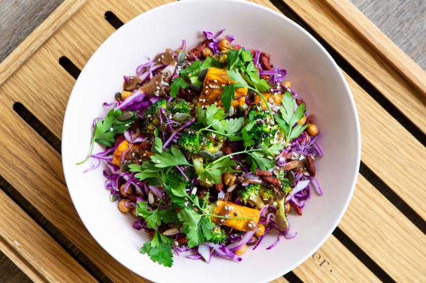 Healthy restaurants in Dubai, Brambles