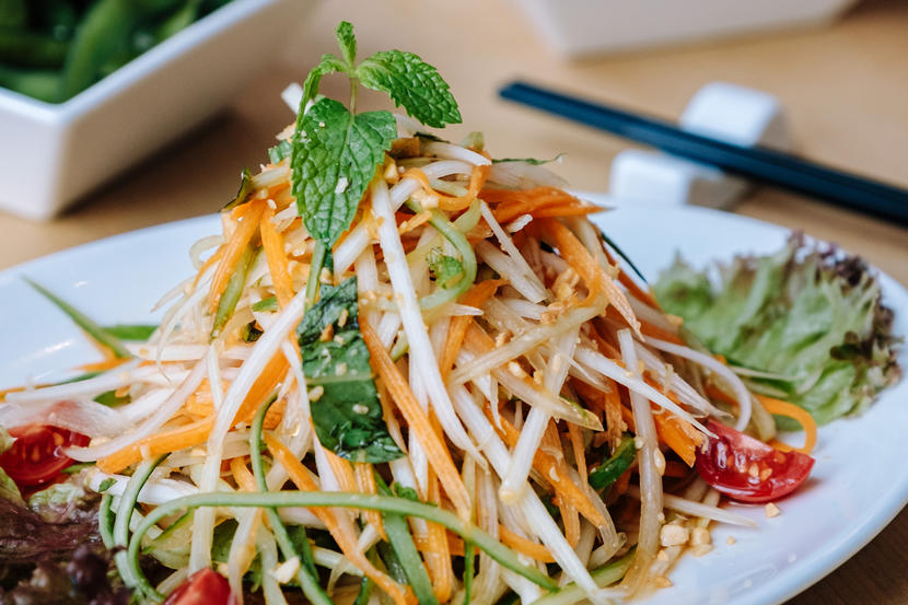 Healthy restaurants in Dubai, Vietnamese Foodies