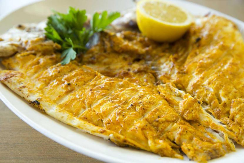 Ibn AlBahr, best seafood restaurants Dubai